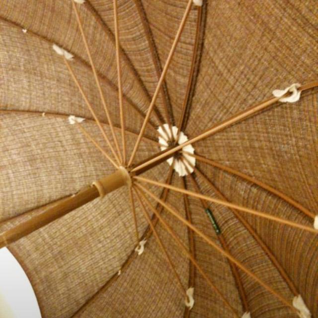 明治時代の傘